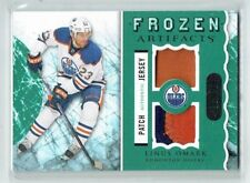 12-13 UD Upper Deck Artifacts Frozen  Linus Omark  /36  Patch--Jersey  KHL