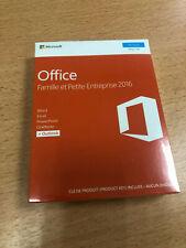 Office 2016 Famille et Petite Entreprise - Neuf sous blister