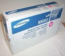 Samsung genuine M660 toner cartridge magenta CLP-M660B/SEE for CLX-6240,CLP-660+