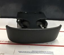 Used OEM REAR CONSOLE CUP HOLDER KIA RONDO 07 08 2007 2008 Black Fast Shipping