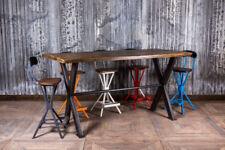 Unbranded Steel Industrial Tables