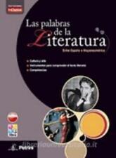 Las palabras de la literatura, Petrini scuola codice:9788849418040
