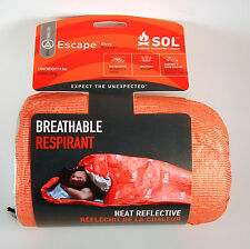 AMK SOL ESCAPE Breathable Bivvy Emergency Space Blanket Adventure Medical Bivy