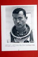 JOHN W YOUNG ASTRONAUT GEMINI FLIGHT  ORIGINAL PHOTO 1964 NOT APOLLO 11