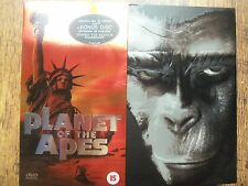 Planet Of The Apes Collection (DVD, 2001, 6-Disc Set)