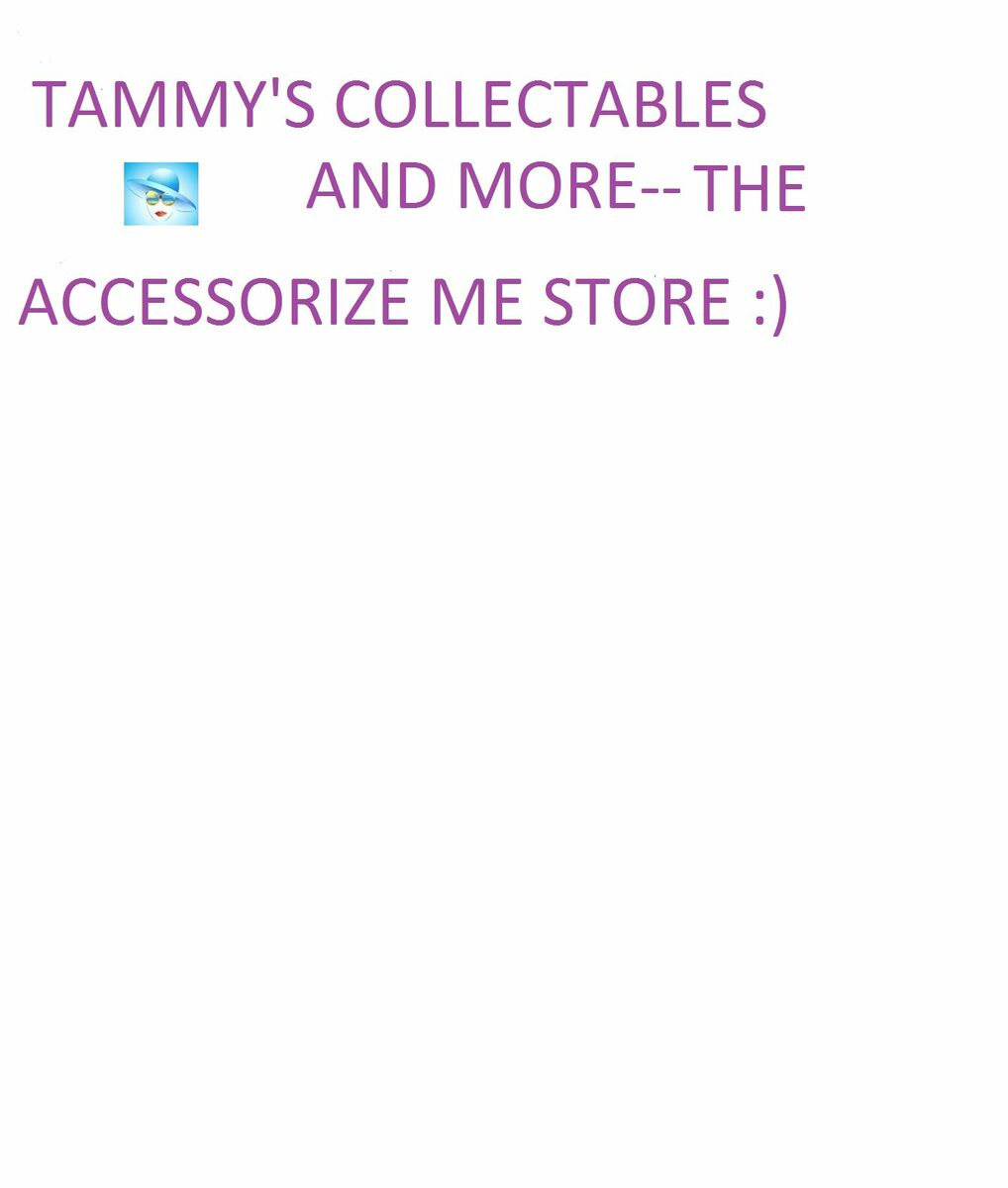 TAMMYS COLLECTABLES AND MORE