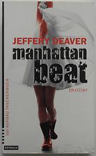 Jeffery Deaver - Manhattan Beat / Thriller