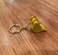 Caterpillar 320 Excavator Die-Cast Bucket Key Chain