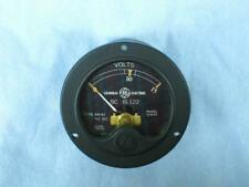 General Electric Panel Meter 0 15 Vdc Full Scale