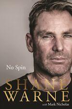 No Spin - Shane Warne