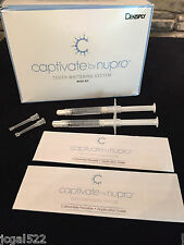 NEW! Captivate by Nupro 15% (2 Syringes)- Replaces Nupro White Gold
