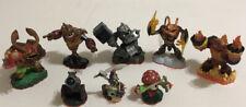 Skylander Giants Character Figures  Lot Of 8