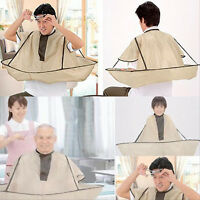Stylist Hair Cutting Cloak Umbrella Cape Salon Barber Hairdressing Gown New.
