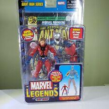 "Marvel Legends ""Ant Man"" /Toy Biz Action Figure"