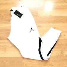Nike Air Jordan Flex Dry 23 Alpha Size XL Men Training Pants White 889711-100