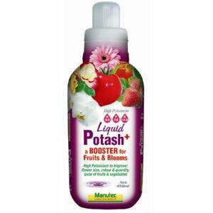 Manutec 450ml Liquid Potash Plus