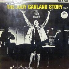 "Judy Garland(2x12"" Vinyl LP Test Press)The Story Vol.1: The Star Years!-Ex-/Ex"