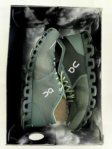 ON Cloud X Running Shoes Mens Size 9.5 Forest/Jungle - NIB No Lid