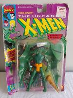 1992 Marvel Dynam-x The Uncanny X-men Sauron Action Figure Toy Biz