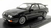 Norev 1/18 Scale Diecast - 182775 Ford Sierra RS Cosworth 1986 3 Door Black RHD
