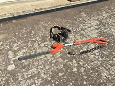 Flymo Sabre Cordless Telescopic Hedge Trimmer with Cutting Blade & Charger.