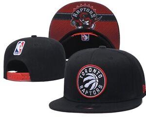 New Era Mens Black Toronto Raptors NBA  Snapback Hat Cap  2019 Champs. NEW