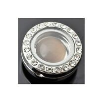 SNAP BUTTON JEWELLERY DIAMANTE MEMORY BUTTON LOCKET TOP GIRL VALENTINES GIFT