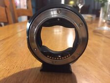 Metabones Canon EF Lens To Sony E Mount T Smart Adaptor