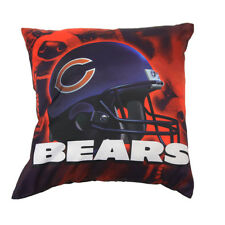 "Northwest NFL Chicago Bears 18"" x 18"" Pillow"