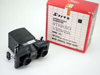STITZ SV-1 slide transparency stereo viewer 35mm slides PROBLEM DT1