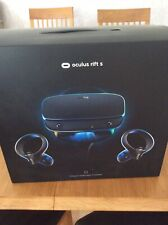 Oculus Rift S Virtual Reality Gaming Headset With Touch Controllers