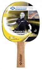 Donic schildkröt mesa raqueta de tenis persson 500 negro