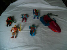 He-man Masters of the Universe 1985 collection, figures and vehicles