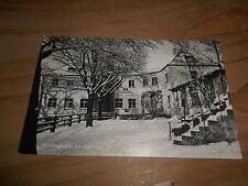 Görlitz HO Berghotel Landeskrone Gebäude Winter 1976