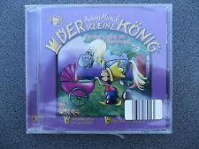 CD: Der kleine König - Nachwuchs im Schloss + Der Schlaf-an-zug - H. Munck - NEU