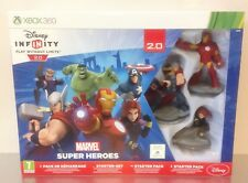 XBOX 360 Infinity 2.0 starter pack Marvel Super Heroes *** NEW *** XBOX360 PAL 2