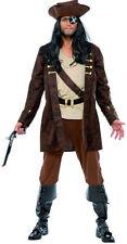 Smiffys - Costume da Bucaniere Incl. Cappotto Camicia Pantaloni e Cappello...