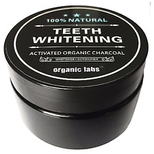 Real Natural Activated Charcoal Toothpaste 100 Natural Teeth Whitening Powder