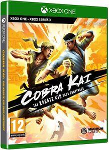 Cobra Kai The Karate Saga Continues Microsoft XBox One Game