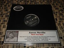 AARON NEVILLE  WARM YOUR HEART Classic records 33/45 SAMPLER  200g SEALED