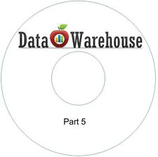 Data Warehouse, ETL and Data Modeling Video Training Tutorial (5 DVDs) DW