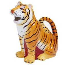 Bengal Tiger 3D Figural Pitcher Certified Intl Tracy Porter Poetic Wanderlust