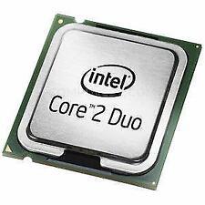 CPU et processeurs pour Core 2 Duo