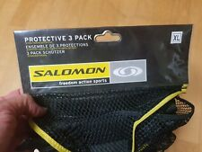 Salomon 3 Pack Skating Protective Gear Size Xl Knee, Wrist, Elbow #2