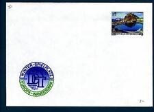 AUSTRIA - Cart. Post. - 1987 - Busta per l'entroterra - Klafferkessel