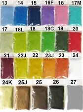 Coloured Sand choose your colour sand - 500g Bag