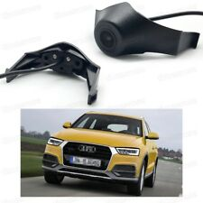 170° Car Grill Embedded Full HD CCD Front View Camera for Audi Q3 2015 2016 2017