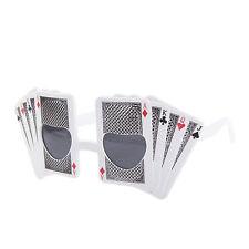 Novità Divertente Las Vegas Casinò Carte da Gioco Scommesse Occhiali da sole