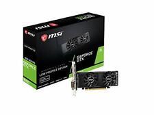 MSI GeForce GTX 1650 4gt LP Graphics Board Low Profile Space Saving Design Vd698