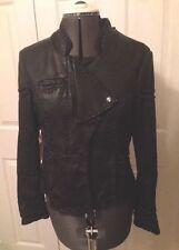TopShop Women's Leather Casual Biker Coats & Jackets